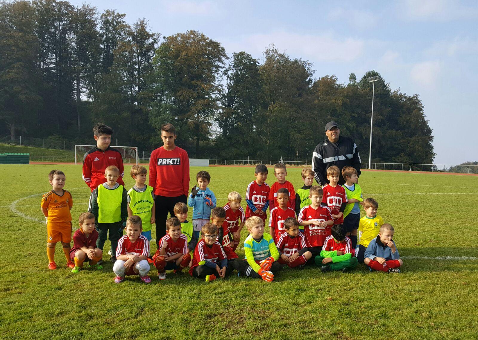 Ecole de Foot 2016-17