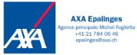 Logo AXA Epalinges