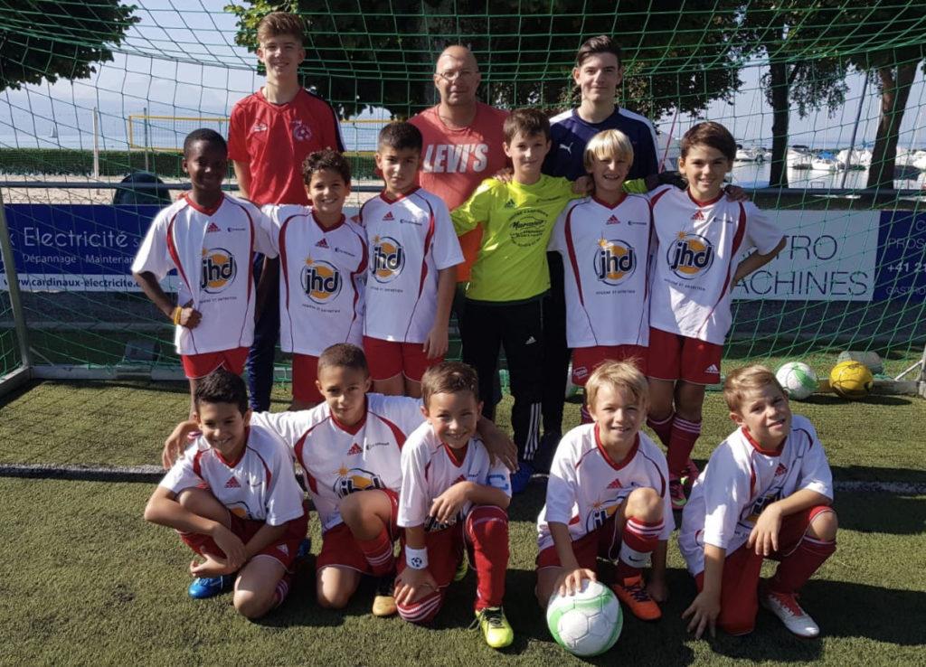 Equipe Juniors E1 FC Epalinges