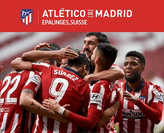 Camp d'été Atlético de Madrid